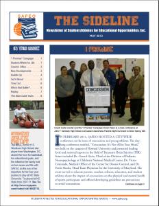 The Sideline Publication